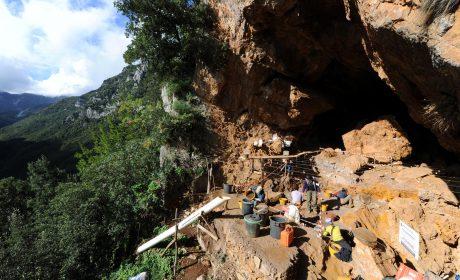 Ingresso Grotta della Monaca